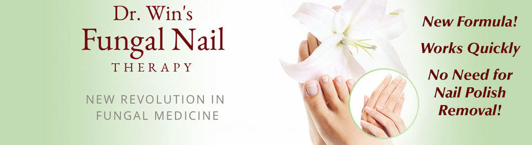Dr. Win's Fungal Nail Therapy