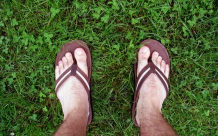 Healthy Feet During Summer