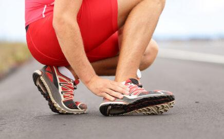 Runners Foot Pain
