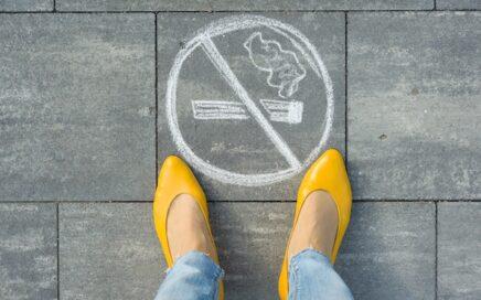 Smoking & Feet