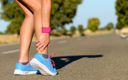 Sport Ankle Sprain